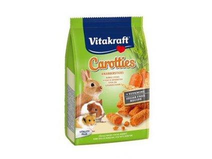 Vitakraft all Rodent poch. Carotties 50g