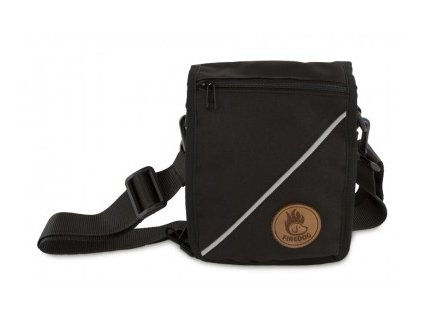 firedog bag for documents black 34273