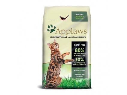 Applaws granule Cat Adult Kuře s jehněčím