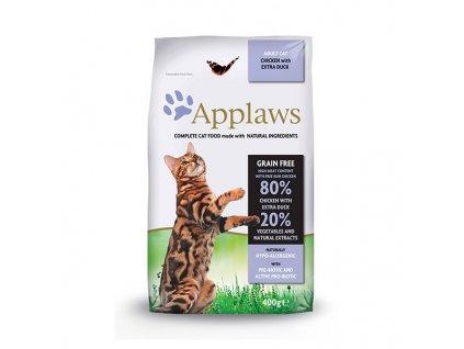 Applaws granule Cat Adult Kuře s kachnou