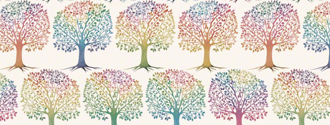Strom života dárkový a dekorační papír