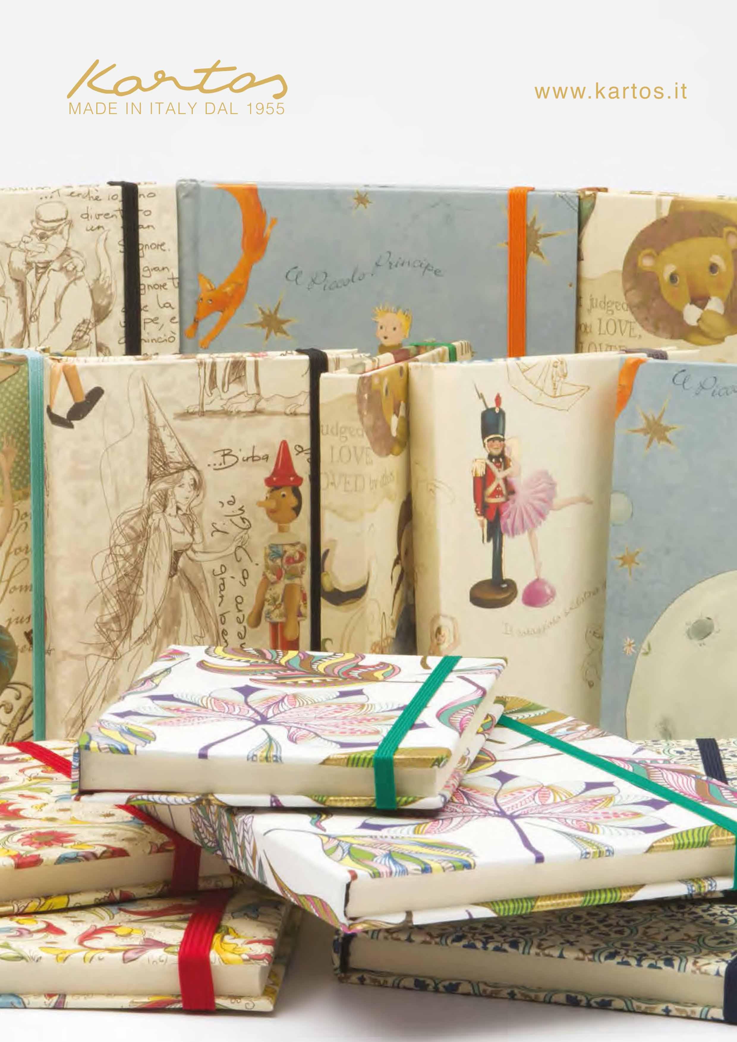 Zápisníky (tvrdé desky)