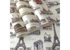Města, mapy, cestování