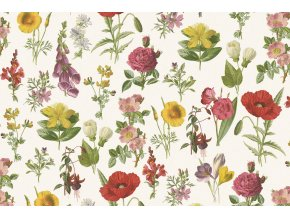 1534 Watercolor flowers T