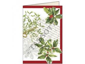 Blahopřání Vzpomínky na vánoce
