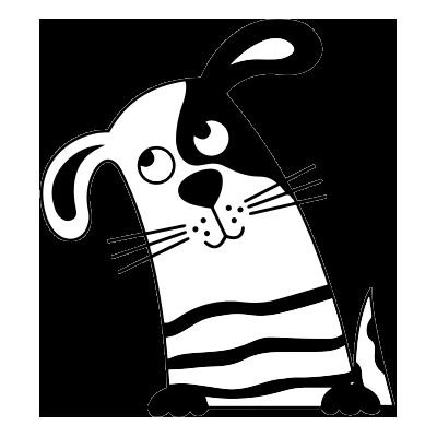 Nehybnost ocasu u labradora