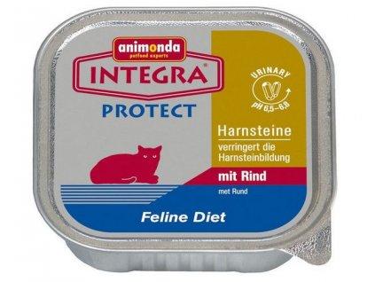 105891 integra protect urinary harnsteinedieta s hovezim masem 100g