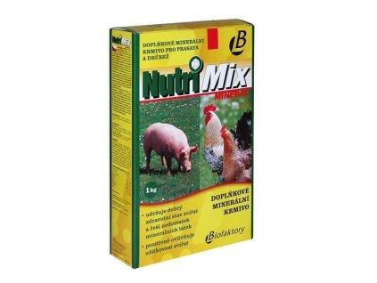 26775 nutri mix pro prasata a drubez mineral 1 kg