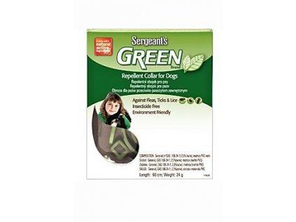 2763 sergeants green obojek pro psy 60cm 1ks