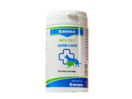 3588 canina petvital derm caps 100cps