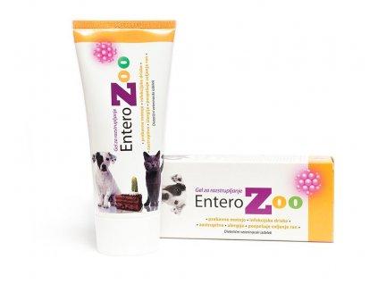 Entero Zoo Detoxikační Gel 10G (Entero ZOO detoxikační gel 15x10g -)