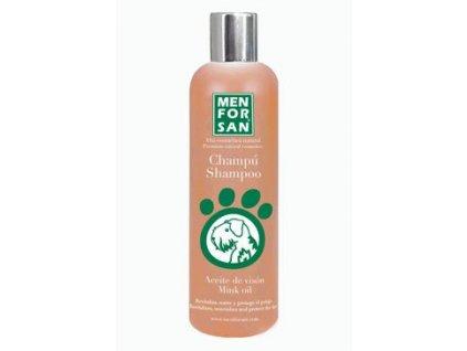 Menforsan Šampon Ochranný S Norkovým Olejem (Menforsan Šampon ochranný s norkovým olejem 300ml -)