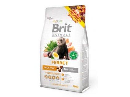 47298 brit animals ferret 700g