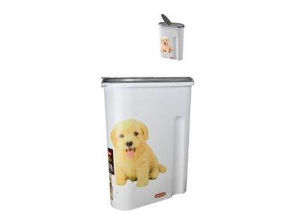 48978 curver kontejner na suche krmivo 2l pes