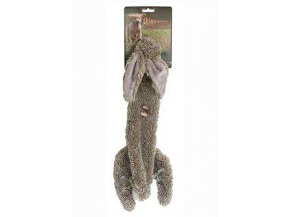 Hračka Pes Zajíc Pískací Skinneeez (Hračka pes Zajíc pískací 38cm Skinneeez -)