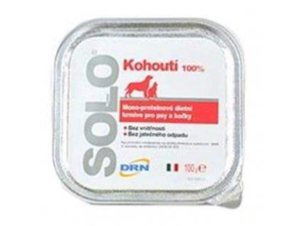 49989 solo 100 kohout 100g