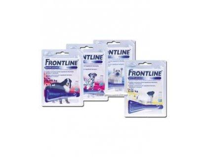 Frontline Spot-On Dog MONO (FRONTLINE SPOT ON pro psy L (20-40kg) - 1x2,68ml -)