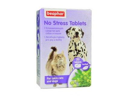 59649 beaphar no stress tablety pro psy a kocky 20ks