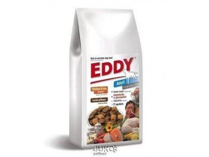 EDDY Adult All Breed kurecí polštárky s jehnecím (EDDY Adult All Breed kuřecí polštářky s jehněčím 1kg -)
