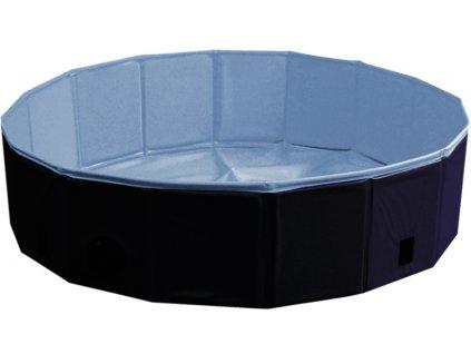 Nobby Bazén Pro Psa Skládací Modrý (Nobby bazén pro psa skládací modrý S 80x20cm -)