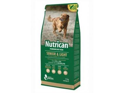NutriCan Senior Light (NutriCan Senior Light 3kg new -)