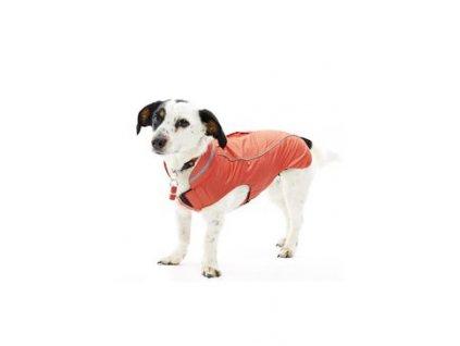Oblecek Raincoat Jahodová KRUUSE 20-44cm (Obleček Raincoat Jahodová 20cm XXS KRUUSE -)