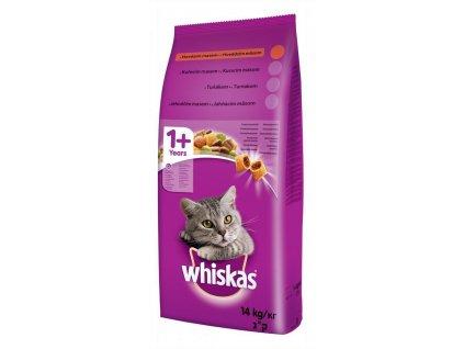 Whiskas Dry s hovězím masem (Whiskas Dry s hovězím masem 300g -)