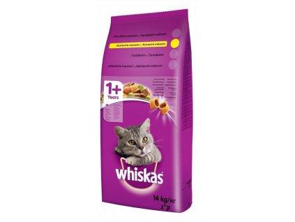Whiskas Dry s kuřecím masem (Whiskas Dry s kuřecím masem 300g -)
