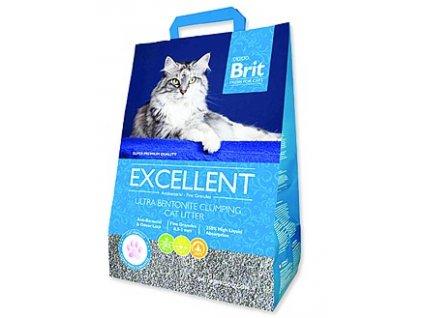 Brit Fresh For Cats Excellent Ultra Bentonite (Brit Fresh for Cats Excellent Ultra Bentonite 5kg -)