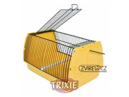 Transportní Klec Pro Ptáky A Hlodavce Tr (Transportní Klec Pro Ptáky A Hlodavce Tr 22x15x14cm -)