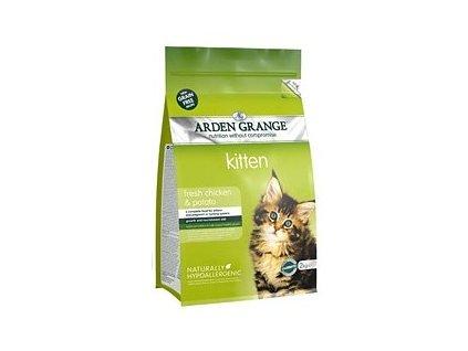 Arden Grange Kitten Fresh Chicken & Potato Grain Free (Arden Grange Kitten Fresh Chicken & Potato Grain Free 2kg -)