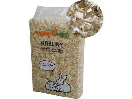 64095 hobliny podestylka lis hruba top rabweed 30l 0 6 kg