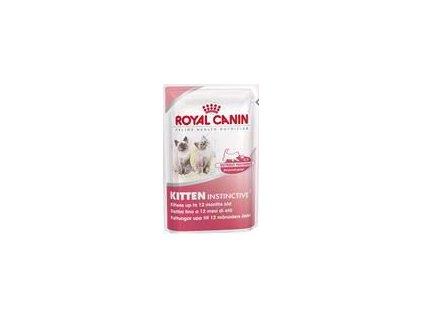64254 royal canin feline kaps kitten instinctive 85 g