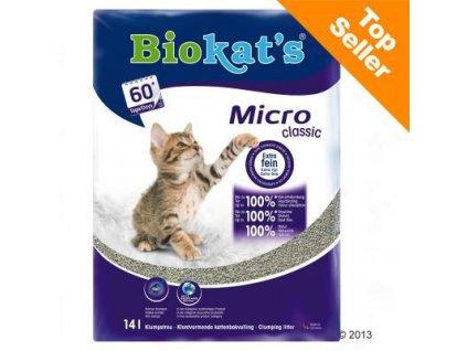 64833 podestylka biokat s micro classic 7l