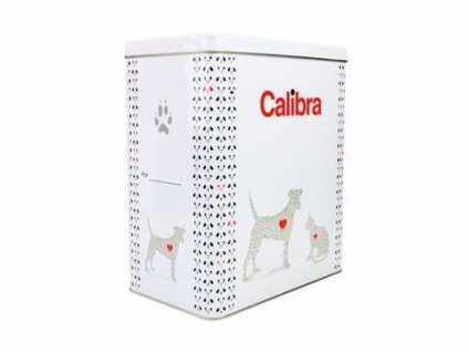 65106 calibra box plechovy maly 2kg