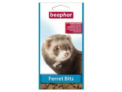 6693 beaphar ferret bits pochoutka malt pro fretky 35g