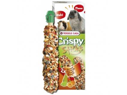70134 vl crispy sticks pro kraliky morcata ovoce 110g