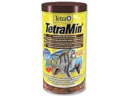 Tetra Min Okrasné Ryby Vločky (Tetra Min - vločky 250 ml -)