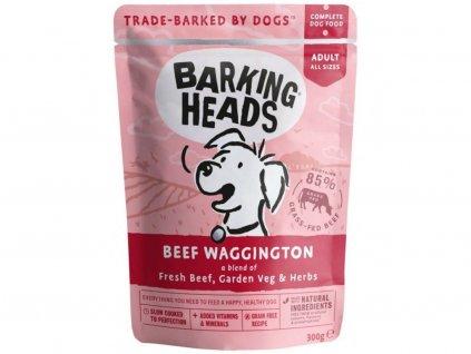 74181 barking heads beef waggington kapsicka 300g