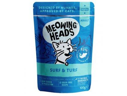 74286 meowing heads surf turf kapsicka 100g