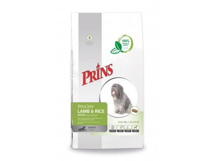 PRINS ProCare SENIOR LAMB/rice (PRINS ProCare SENIOR LAMB/rice 3kg -)