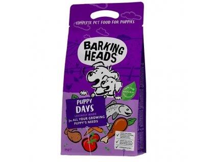BARKING HEADS Puppy Days NEW (BARKING HEADS Puppy Days NEW 1kg -)