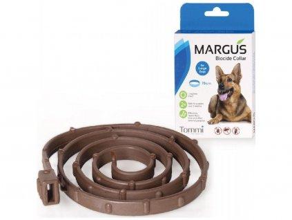 74985 margus biocide antiparazitarni obojek pes l 70cm