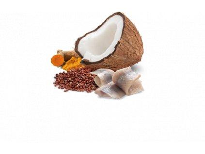 77811 n d cat quinoa adult herring coconut 80g 80g zdarma