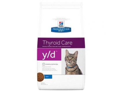 Hill's Feline Y/D Dry (Hill's Fel. PD Y/D Dry 5kg -)