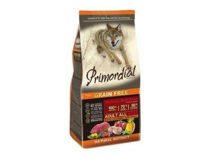 Primordial GF Adult Buffalo Mackerele (Primordial GF Adult Buffalo Mackerele 12kg -)