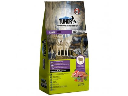 Tundra Dog Lamb Clearwater Valle Formula (Tundra Dog Lamb Clearwater Valle Formula 11,34kg -)
