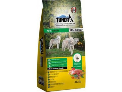 Tundra Dog Turkey Alberta Wildwood Formula (Tundra Dog Turkey Alberta Wildwood Formula 11,34kg -)