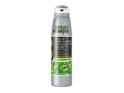 8508 predator repelent spray 150ml 16 deet