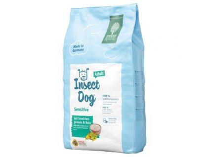 Green Petfood InsectDog sensitive (Green Petfood InsectDog sensitive 900g -)